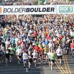 bolder boulder 10K race