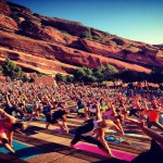 denver yoga red rocks