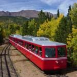 colorado springs manitou cog railway