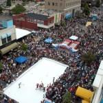 colorado springs downtown crowd