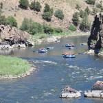 winter park river rafting