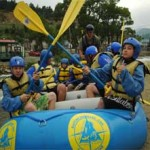winter park rafting adventure